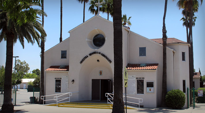 OLG Church Front