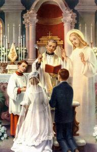 Sacrament of Matrimony